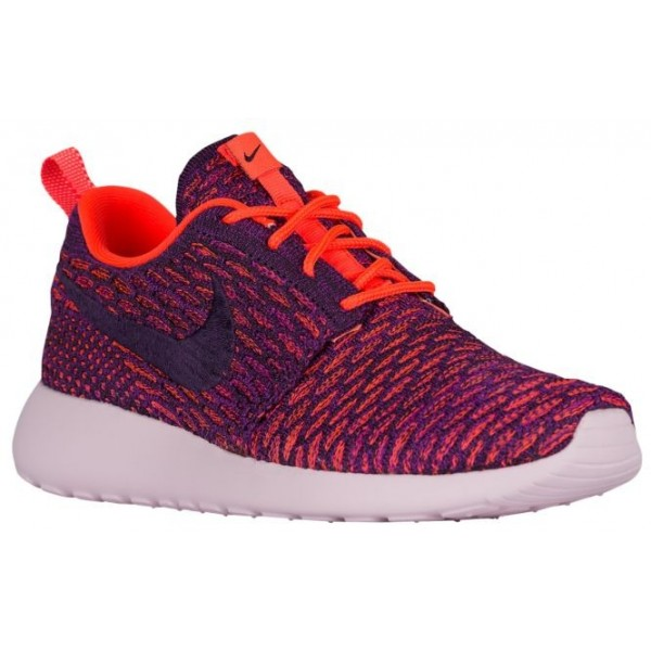 Nike Roshe One Flyknit Femmes chaussures de course...