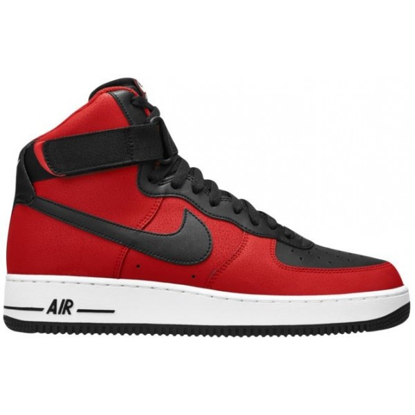 Nike Air Force 1 High 07 Leather Hommes chaussures...