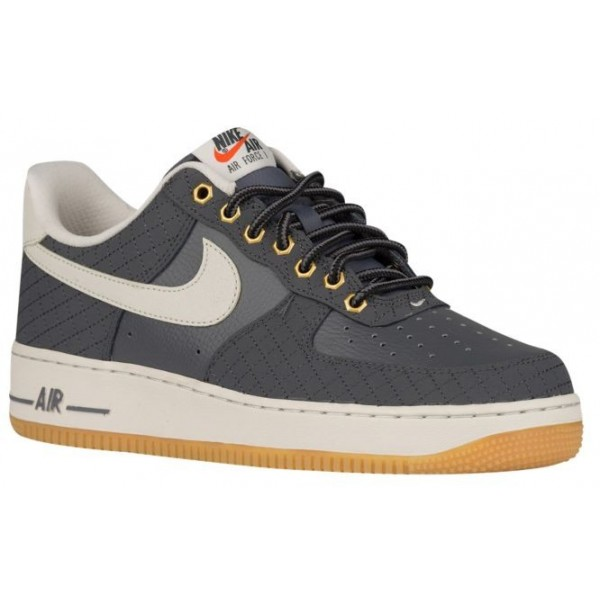Nike Air Force 1 Low Hommes baskets gris/blanc CPT...