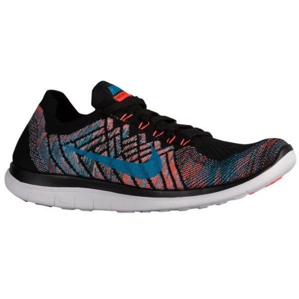 Nike Free 4.0 Flyknit 2015 Hommes chaussures de co...