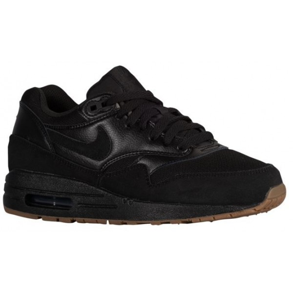 Nike Air Max 1 Essential Femmes baskets noir/marro...