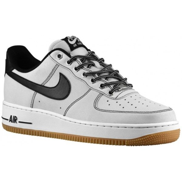 Nike Air Force 1 Low Hommes baskets gris/blanc GPZ...