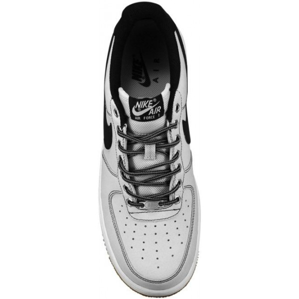 Nike Air Force 1 Low Hommes baskets gris/blanc GPZ688