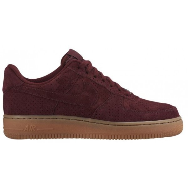 5def8f27e2b Nike Air Force 1  07 Low Suede Femmes sneakers bor.