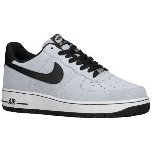 Nike Air Force 1 Low Suede Hommes chaussures gris/...