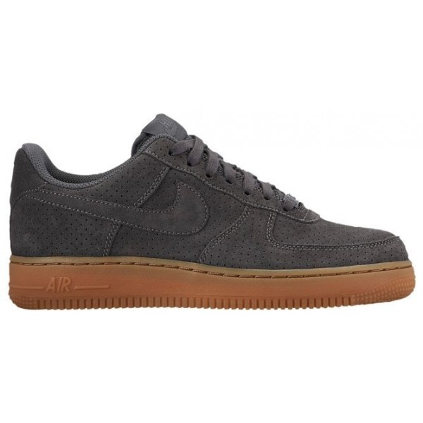 Nike Air Force 1 '07 Low Suede Femmes baskets gris...