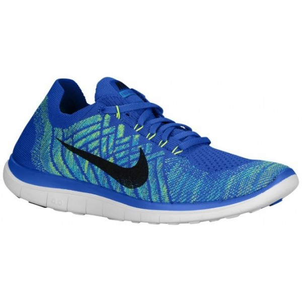 Nike Free 4.0 Flyknit 2015 Hommes chaussures de sp...