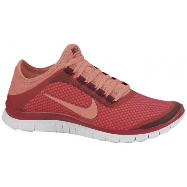 Nike Free 3.0 V5 Ext Femmes chaussures rouge/Orang...