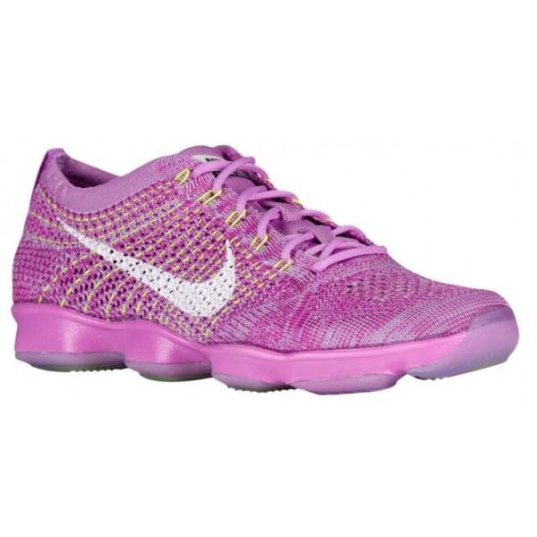 Nike Flyknit Zoom Agility Femmes chaussures violet...
